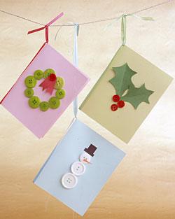 Tarjetas De Navidad Para Hacer En Casa Mami Delux - Ideas-para-tarjetas-de-navidad